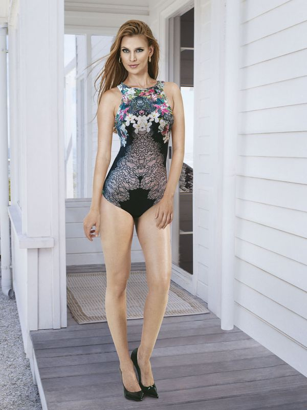 BODY FLORAL ESTAMPA RENDA