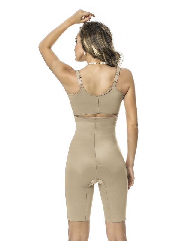 3c6b0a911 Cinta Modeladora Yoga com Pernas